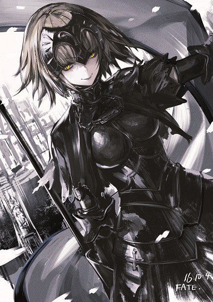 Rulers of the war fate apocrypha, Ruler, ����������, �����, ���, Fate Grand Order, alter janna