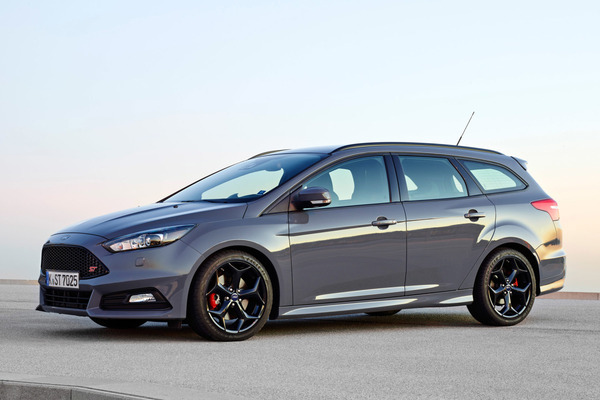 ford focus st характеристики #10