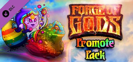 (DLC) FREE Forge of Gods: The Promote Pack Steam Key steam, freekey, Free2Play, халява, Steam халява
