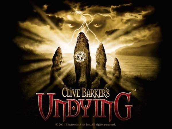 Clive Barker's Undying длиннопост, Clive Barkers Undying, Игры, Шутер, хоррор, текст, видео