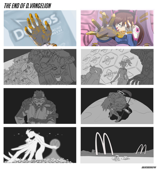 The End of D.Vangelion
