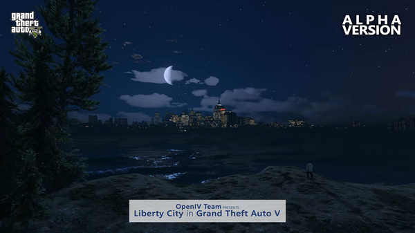 Grand Theft Auto V: Liberty City GTA, GTA 5, Liberty City, видео, длиннопост