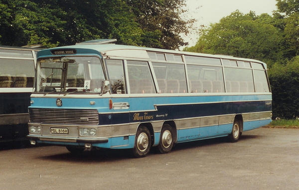 Bedford VAL 14, Bedford VAL 70 и Bedford Chinese Six автобус, ретро, фотография, Интересное