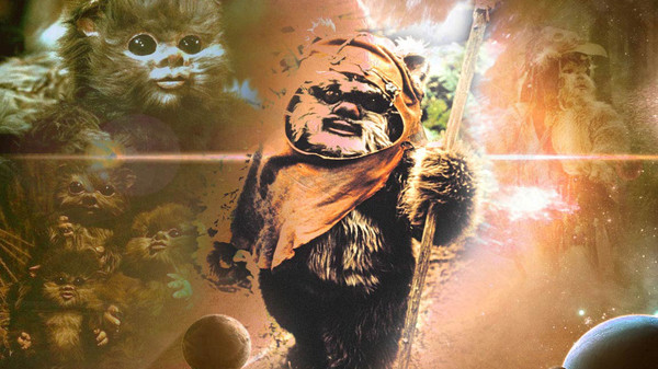 The battle for endor movie