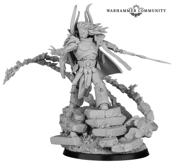 Алый Король The Horus Heresy, Magnus The Red, Forge World, Wh News, wh miniatures