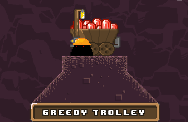 """Greedy Trolley"" или как Соник пересел в вагонетку WhiteNut, greenlight, steam, indiegame, Игры, gamedev, видео, длиннопост"