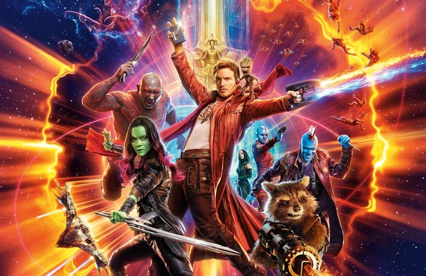 Guardians of the Galaxy Vol 2 (2017) Hindi Dubbed Full