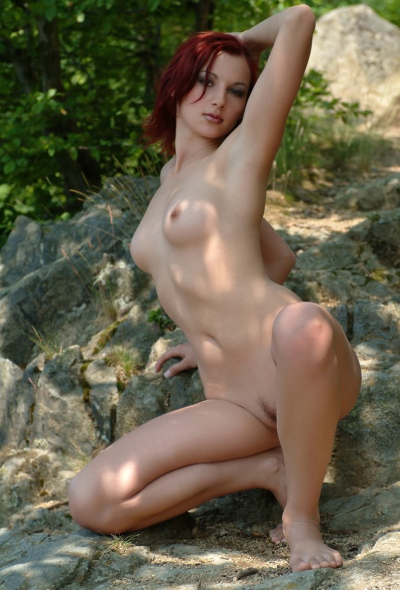 3d redhead nude erotic picture