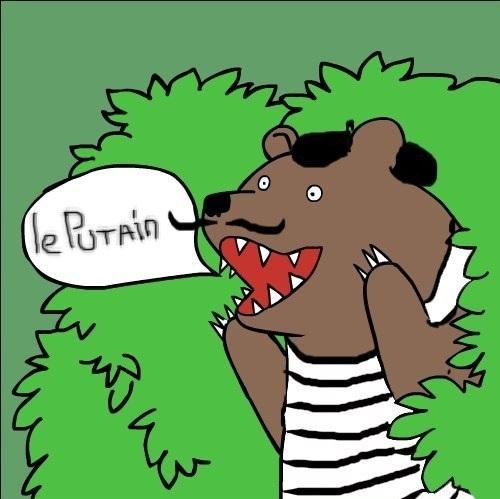 Шалава медведь