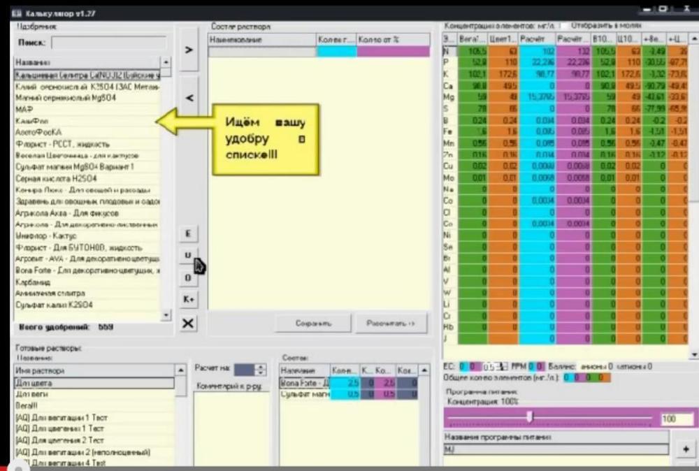 Калькулятор удобрений конопли лен или конопля обрабатываемые стланьем