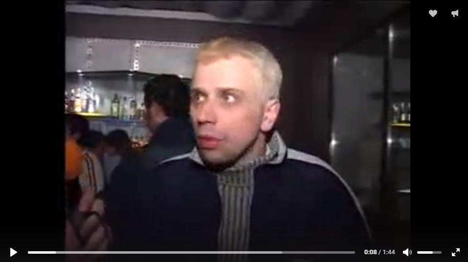 Видео мужик показал член гаишнику