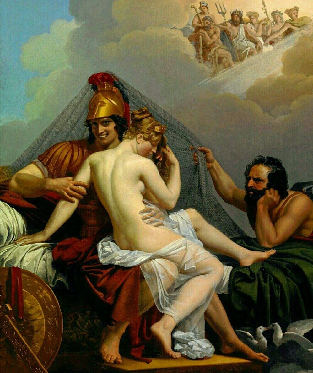 Театральная порнопостановка секс древних