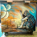 "Аватар сообщества ""Street Art"""
