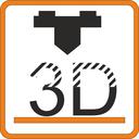 """Аватар сообщества """"Лига 3D-принтеров"""""""