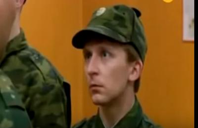 Я отсосал член у солдата дежуревего на кпп