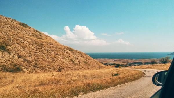 Телефонофото из солнечного Крыма Крым, Море, Лето, Длиннопост