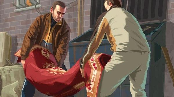 Омичей, бросивших замотанный в ковёр труп, наказали штрафом в 10 тысяч. Омск, Ковер, Труп
