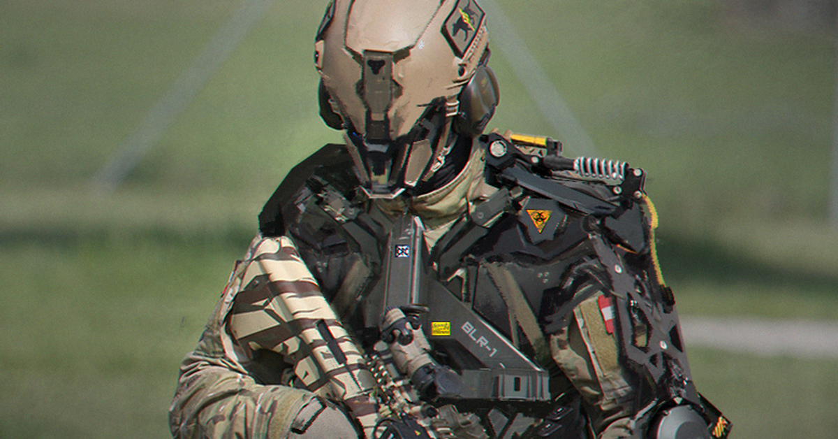 солдат будущего россии фото