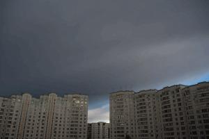 Timelapse_5 Гифка, Таймлапс, Облака, Тучи