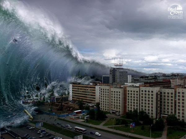 Грядёт цунами постов ВКонтакте, Мы все умрем, Паника