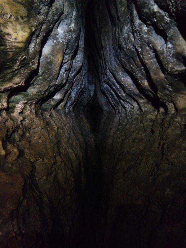 Выглядит как место, куда тебя послали... Пещера, Пошелвон, Темнота