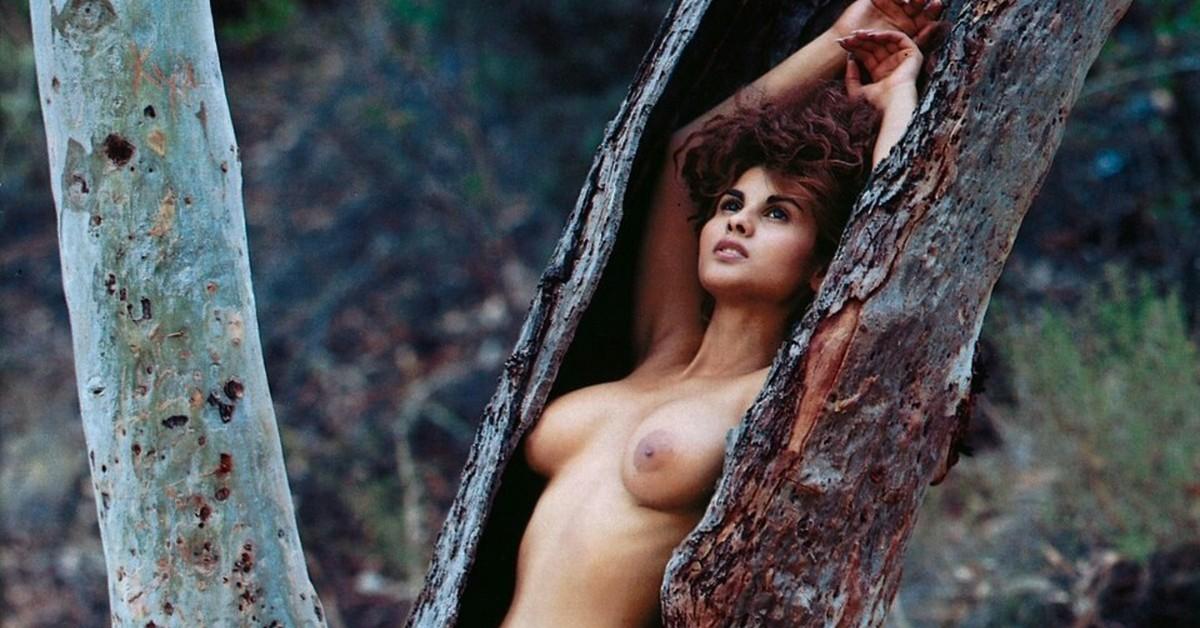 девушка на дереве эротика некоторых