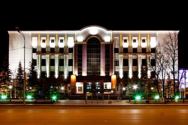 Тюменская библиотека Тюмень, Библиотека, Менделеев, Знания, Длиннопост