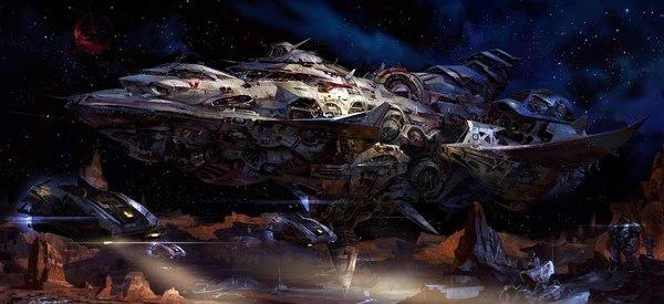 Космические корабли звездолеты, Космический корабль, будущее, длиннопост