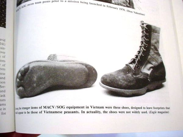 Ходют тут всякие... Война во вьетнаме, Спецназ США, Снаряжение