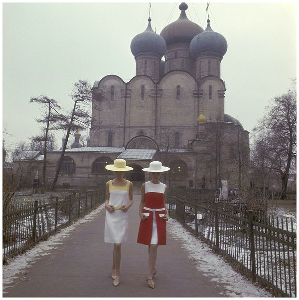 Москва, 1965 год.