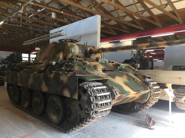 Panzermuseum Munster (Танковый Музей в Мунстере) Panzer, Waffen, Танки, Германия, Музей, Техника, Длиннопост