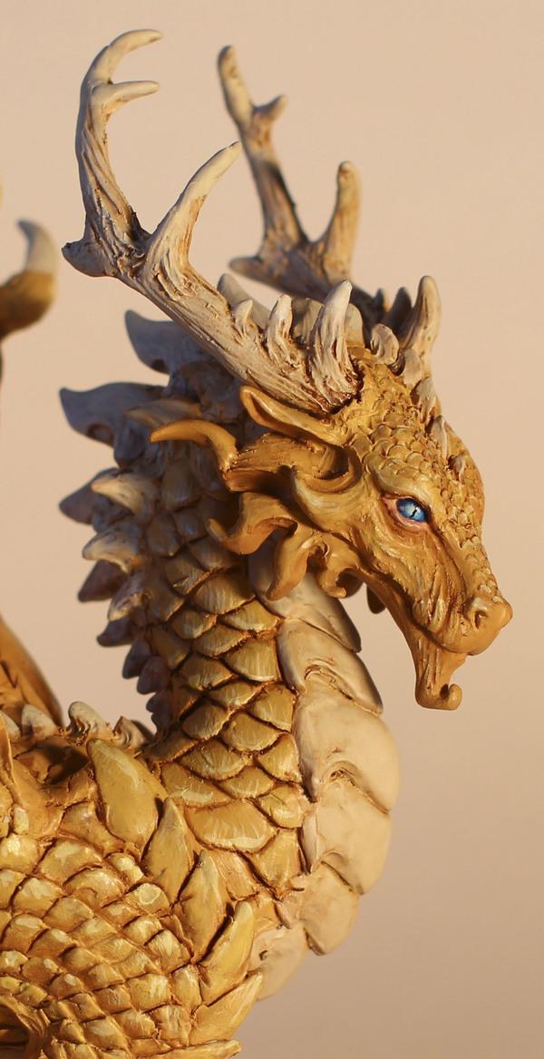 Рождение Дракона в картинках моё, Своими руками, дракон, творчество, длиннопост