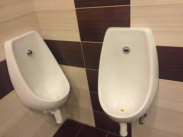 Почему бы и нет?... Туалет, И так сойдет, Последний вариант, Зачем