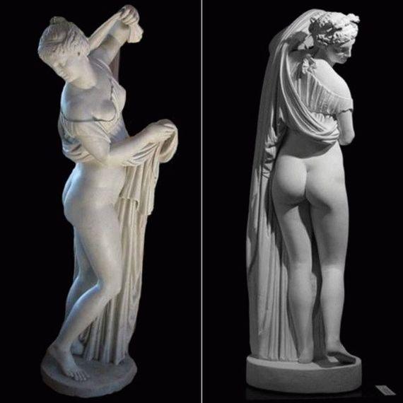 Женская красота и заблуждения, ну и рассуждения о ней. В основном для мужчин Женщина, Красота, Длиннопост, Натурализм, Искусство