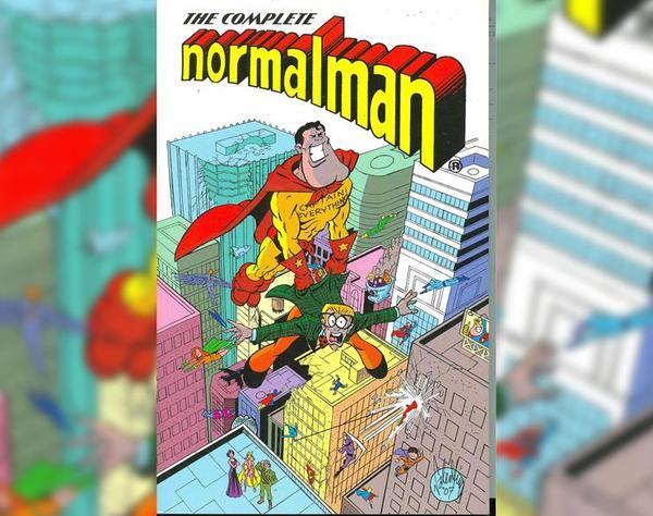 Normalman Dc, Комиксы, Супергерои, Человек, Normaman, Супермен, Суперспособности