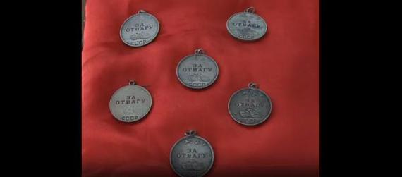 Единственный кавалер шести медалей «За Отвагу» Герой ВОВ, Кавалер медалей за отвагу, Великая Отечественная война, Медаль за отвагу, История, СССР, Длиннопост