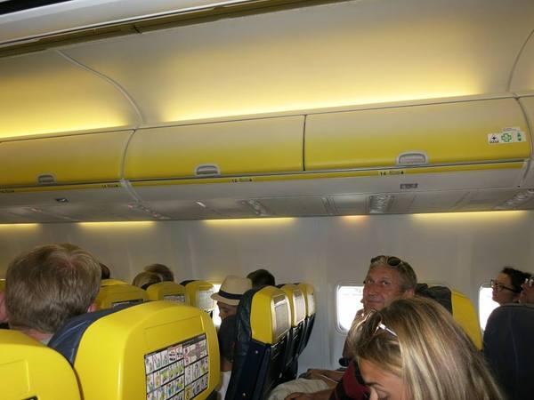 В самолетах компании Ryanair отсутствует 13-й ряд
