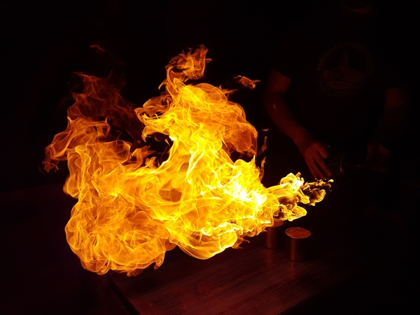 Красота пламени пламя, Samsung Galaxy S7 Edge