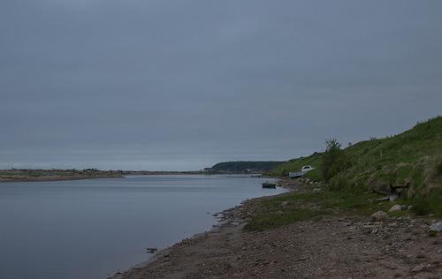 Берегом белого моря. Белое море, Церковь, Длиннопост