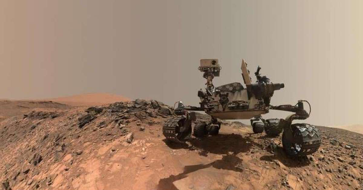 curiosity mars rover pictures - HD 4841×2949