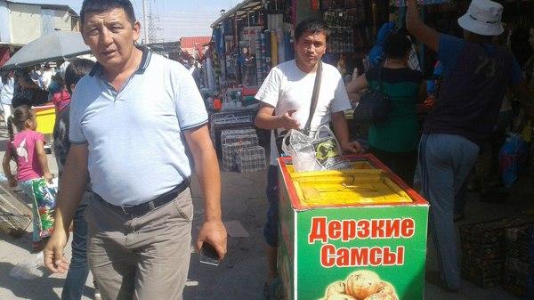 Дордой не перестает удивлять ВКонтакте, Bishkek, Dordoi