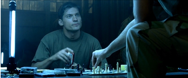 Сэр Ланистер и в армии не забывал о Серсее...) Игра престолов, Фильмы, Black Hawk Down