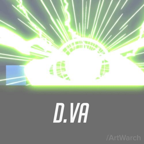 Минималистичные герои Overwatch Overwatch, Минимализм, Кубики, Гифка, Длиннопост, Adobe After Effects, Motion design