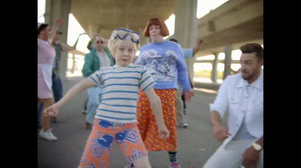Интересно, хоть что-нибудь сможет меня так восхитить, как Джастина Тимберлейка восхитил танец этого пацана