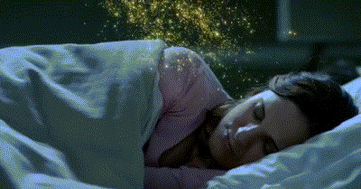 эффекты гифка спящий человек смогли