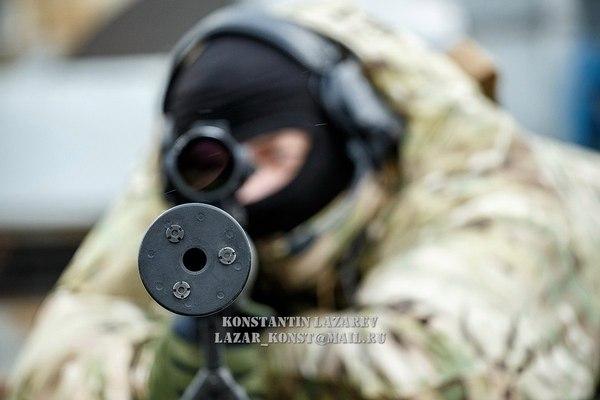 """ВКС """"Выхлоп"""" лазарев, Выхлоп, оружие, спецназ, Фото, глушитель, длиннопост"""