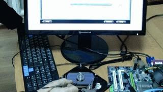Безусловное уничтожение данных с HDD. Hdd, Жесткий Диск, Форматирование, IT, Гифка, Видео