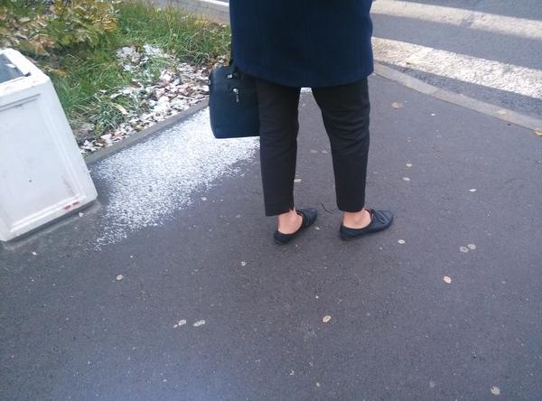 С первым снегом! Студенты, Мороз, Снег, Красота, Утро, Впечатление дня, Екатеринбург