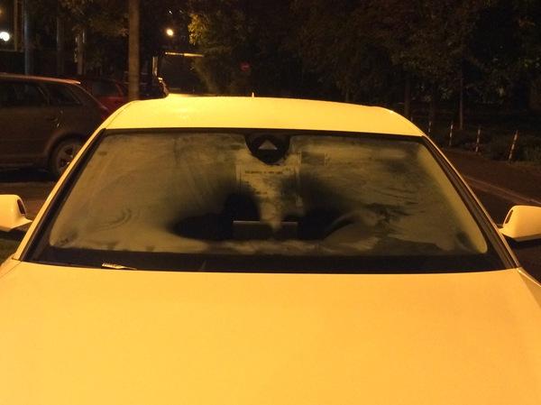 Призрак наклейки в машине Авто, Климат-Контроль, Призрак, Длиннопост
