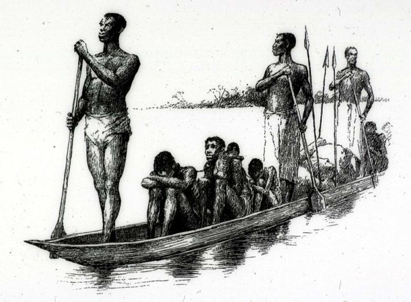 a history of african slave trade in america